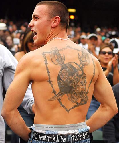 Raider Nation Tattoos Raider Nation Tattoos 2