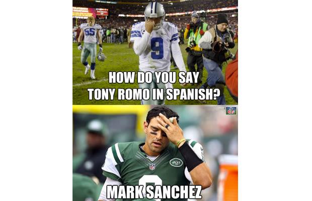Funniest Sports Memes Of The Week : Romo sanchez gallery the funniest sports memes of