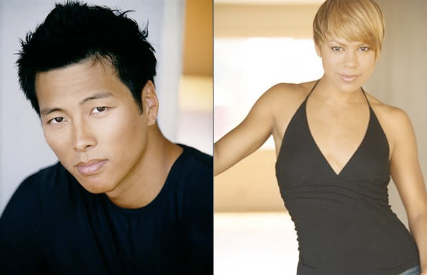 Couple: Yun Choi as Michael and Toni Trucks as Terri in Barbershop (TV) When: 2005. Complex says: The short-lived Showtime series featured a couple of ... - hpoy5sjvo8xdwwl1p31p