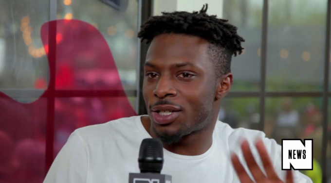Interview Isaiah Rashad on