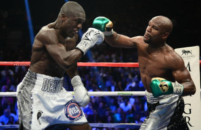 Floyd Mayweather Defeats Andre Berto by Unanimous Decision, Moves to 49-0