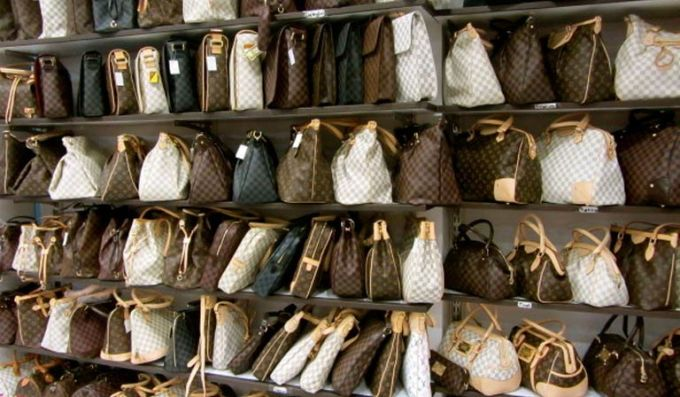 Roughly 22 Million Worth of Designer Bags