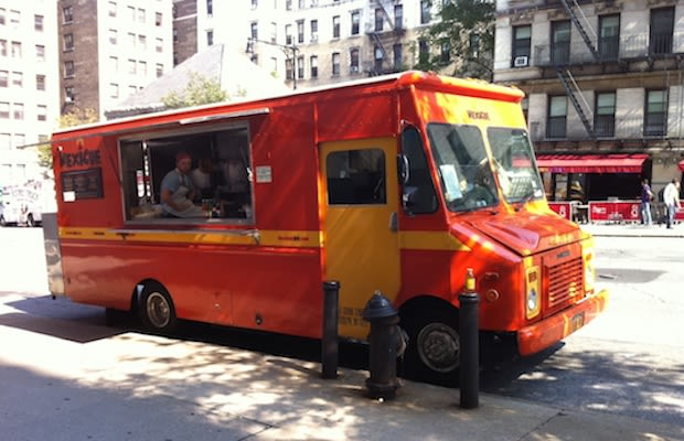 Calexico Food Truck Twitter