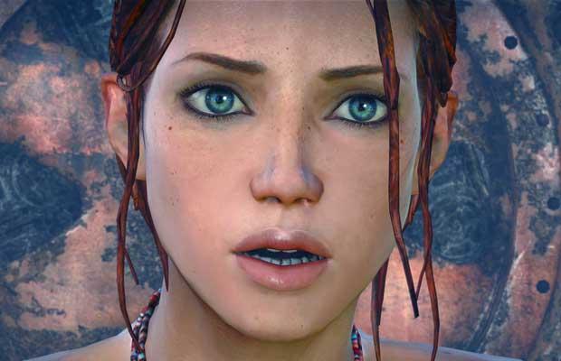naked girl video games