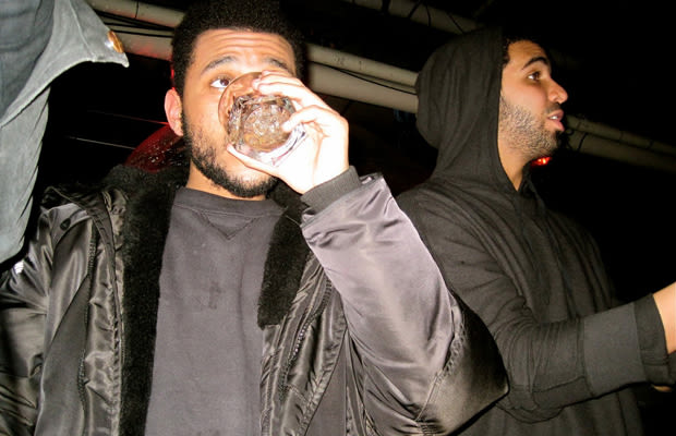He's Down With Drake - Who Is The Weeknd? | Complex