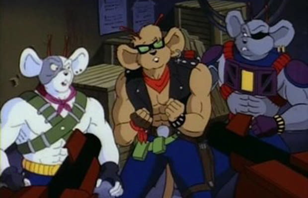 biker mice from mars as female - photo #9