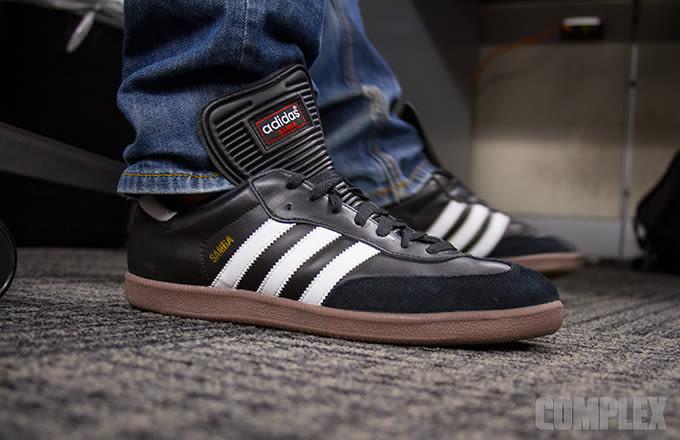 Adidas Samba Worn Adidas Samba Worn by Jason