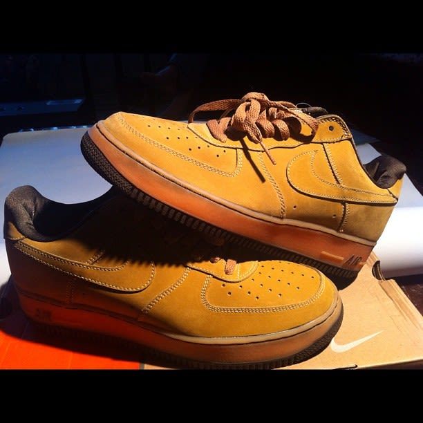 Nike Air Force 1 Low Wheat