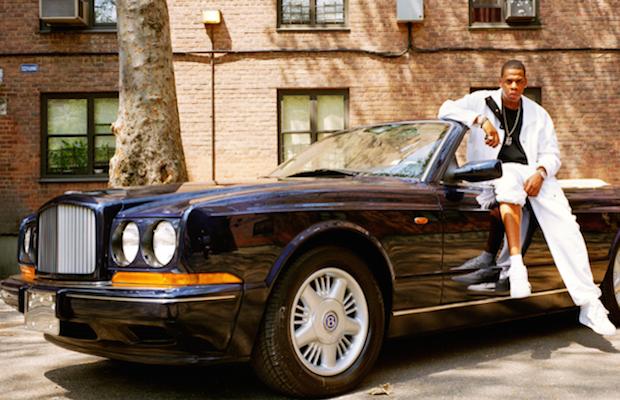 Roc A Fella Roc Nation Bentley Azure Convertible 20