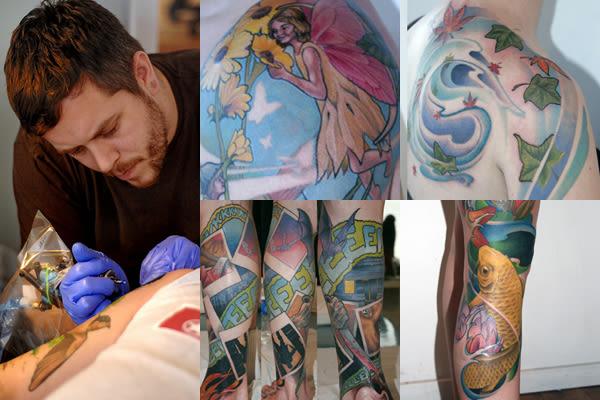 Toronto 50 tattoo artists you need to know complex for Toronto tattoo artists