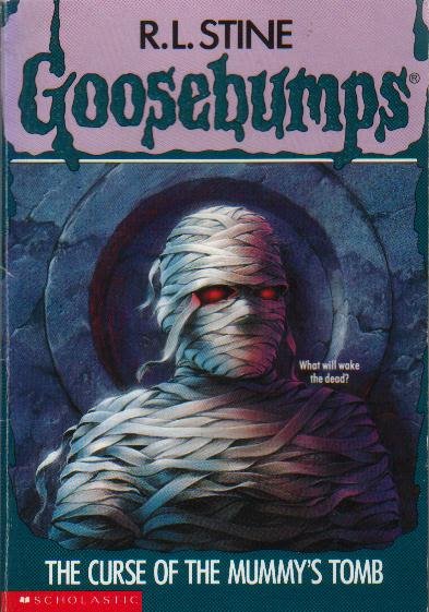 goosebumps the curse of the mummys tomb book report Curse of the mummy's tomb (classic goosebumps #6) ebook: rl stine: amazonin: kindle store amazon try prime kindle.