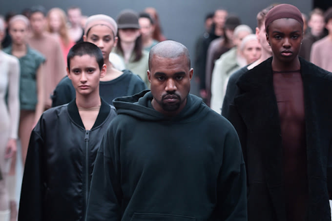 Is Kanye West Debuting Yeezy Season 2 this September?