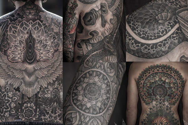 London new york 50 tattoo artists you need to know complex for Tattoo artists austin tx