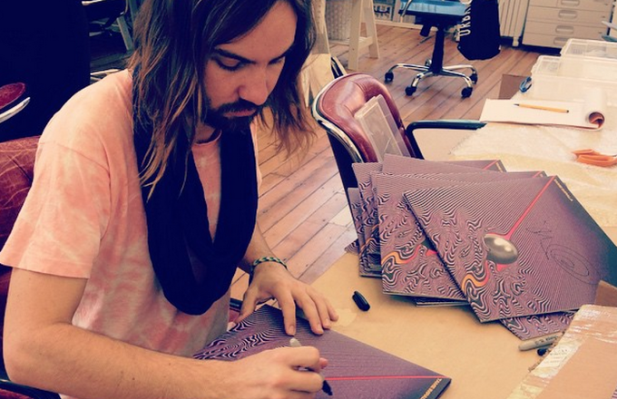 Tame Impala's Kevin Parker Confesses to Downloading Music Illegally, Says He Doesn't Want Your Money