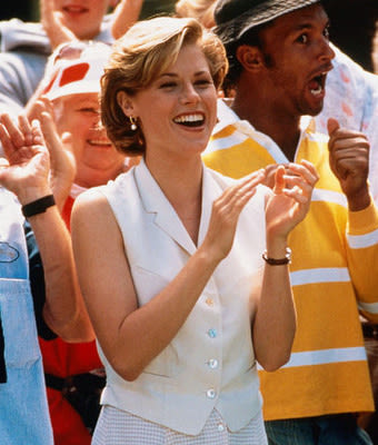 14. JULIE BOWEN AS VIR...