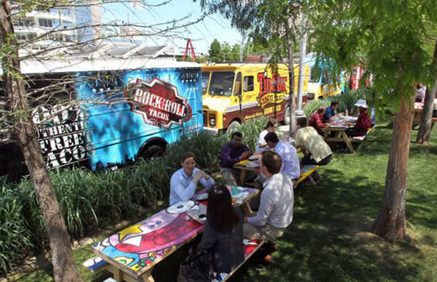 Nammi truck the 10 best food trucks in dallas complex for Festive kitchen dallas
