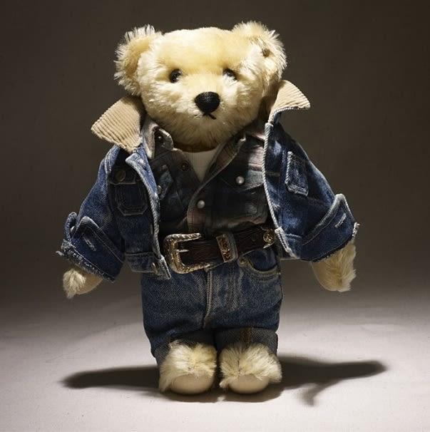 Ralph Lauren Gives The Teddy Bear A Rrl Makeover Complex
