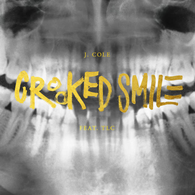 J Cole Crooked Smile Artwork This is probably the best
