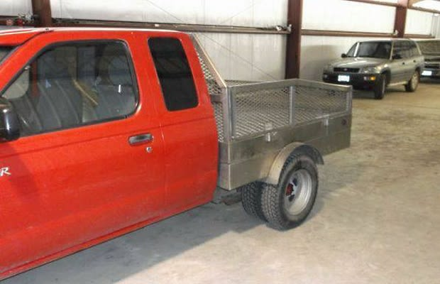 1998 nissan frontier perfect examples of why you should never buy a car on craigslist complex. Black Bedroom Furniture Sets. Home Design Ideas