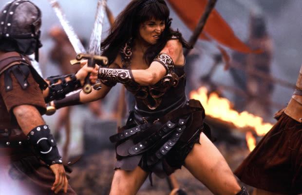 Media Mind: Xena: Warrior Princess