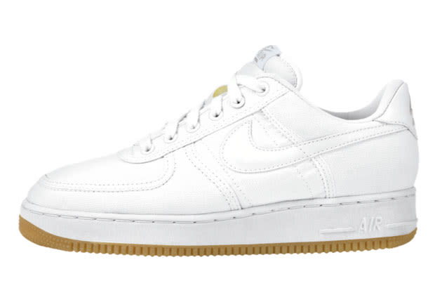 how to clean canvas air force 1
