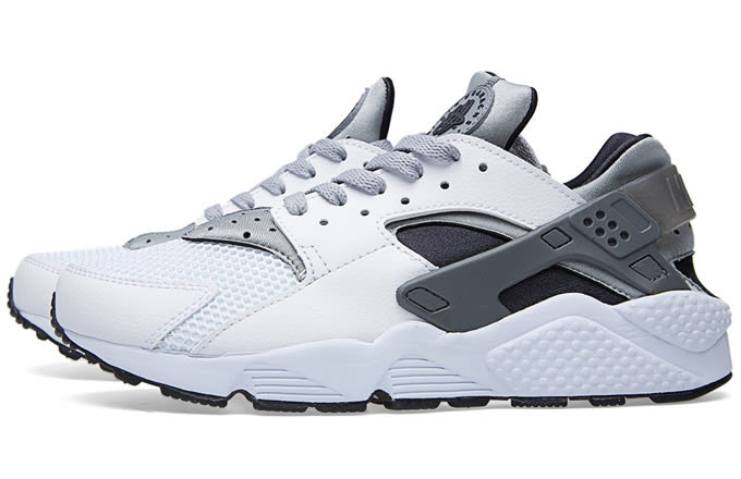 Nike Huarache Grey And White