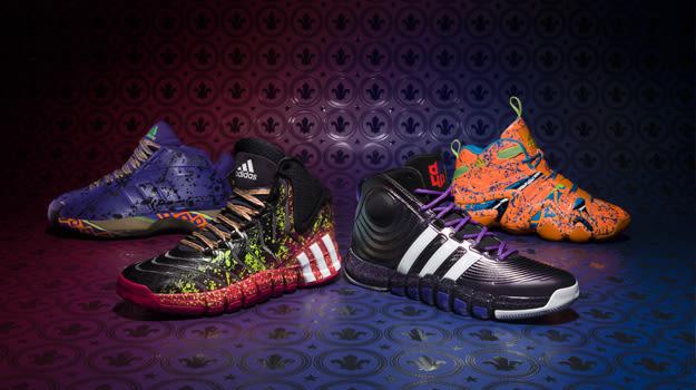 adidas NBA All-Star Basketball Footwear