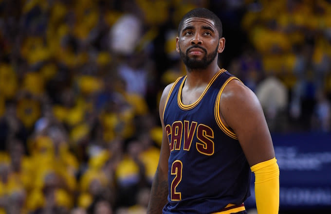 Kyrie Irving Announces His Return From Injury | Complex
