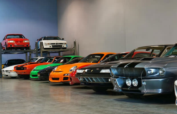 paul walker 39 s car shop will auction off his collection but won 39 t say which cars were his complex. Black Bedroom Furniture Sets. Home Design Ideas