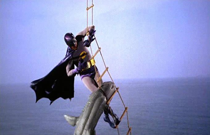 Shark night 3d greatest movie shark attack scenes complex for Batman fishing pole