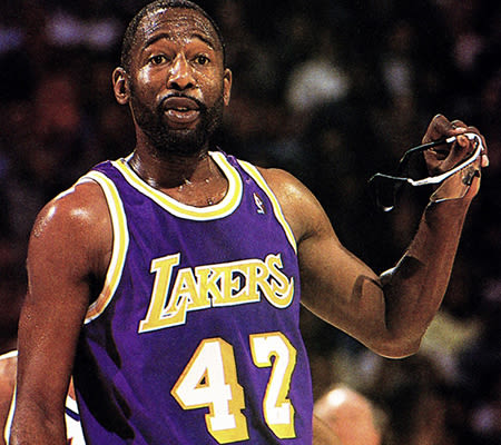 James Worthy - The 25 Greatest NBA Players of the '80s ...