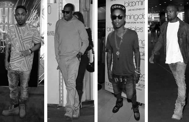 drake how to wear timberland boots like celebrities