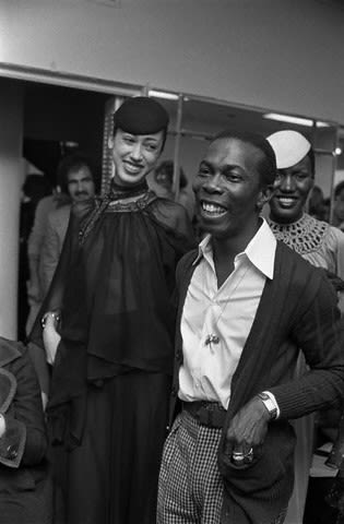 The 25 Greatest Black Fashion Designers Scott Barrie The Greatest