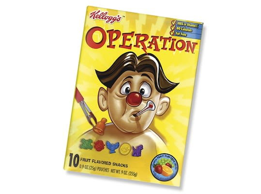 K Duck Operations Fruit String Th...