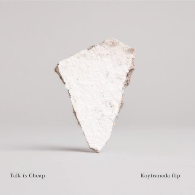 kaytranada-talk-is-cheap-flip
