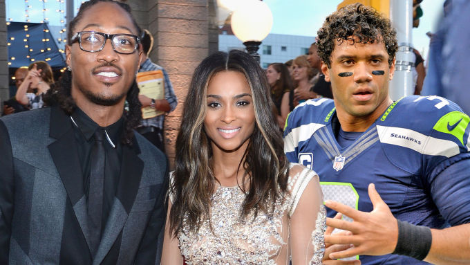 Ciara is Reportedly Worried That Future Will Kill Russell Wilson