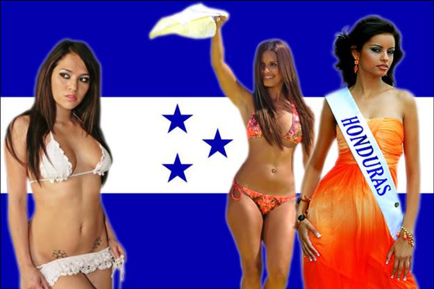from Mario sexy honduran nude model