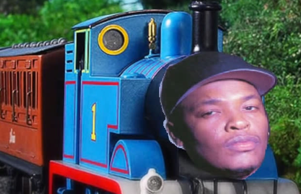 Quot Thomas The Tank Engine Quot Rap Remixes Are The Dr Dre And