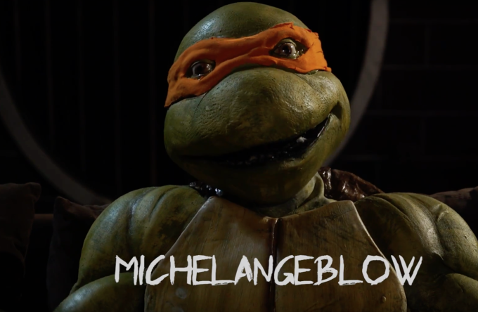 teenage mutant ninja turtle porn facial