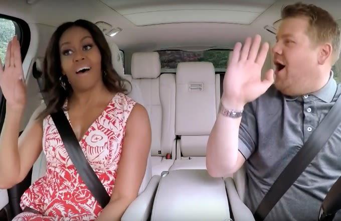 Watch Pharrell, James Corden, Apple's Tim Cook Do 'Carpool Karaoke' news