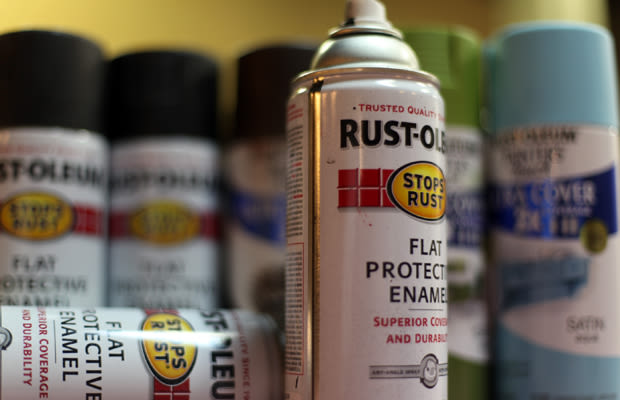 Rustoleum The 15 Best Spray Paint Brands Available In America Complex