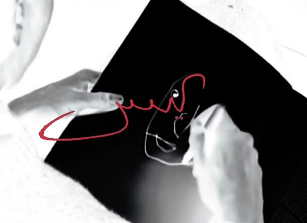 Video: Yasiin Bey – Basquiat Ghostwriter