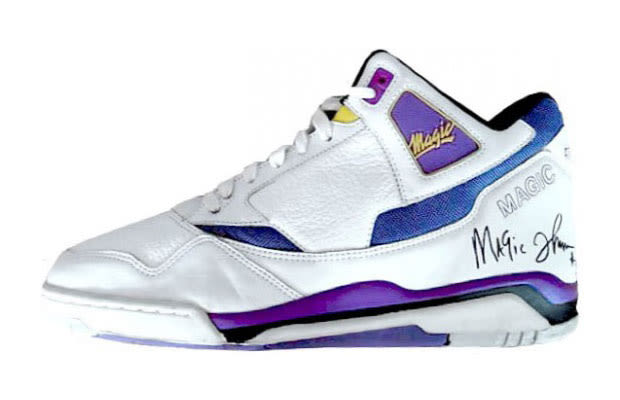 magic johnson shoes - photo #47