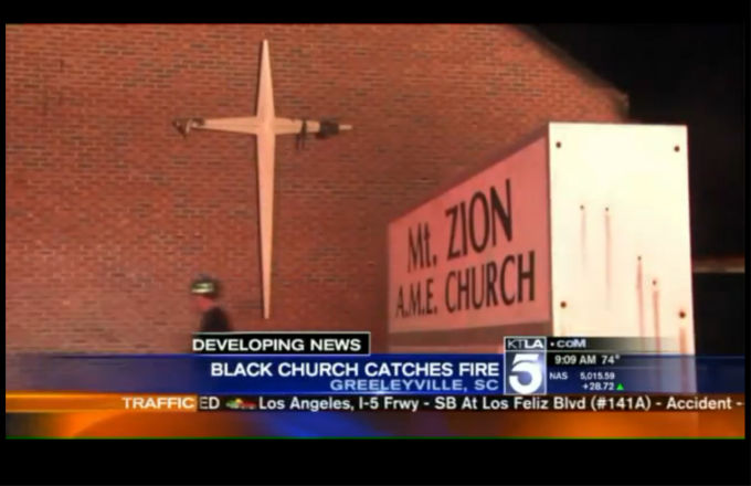 Muslim Non-Profits Offer to Help Rebuild Burned Down Black Churches