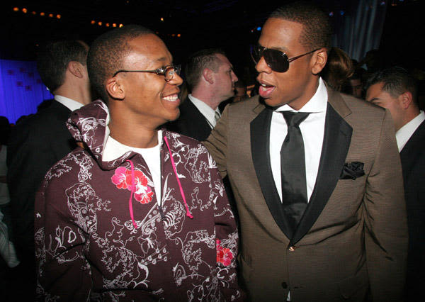 Did Lupe Fiasco Squash the Beef Between Jay Z and Harry Belafonte?