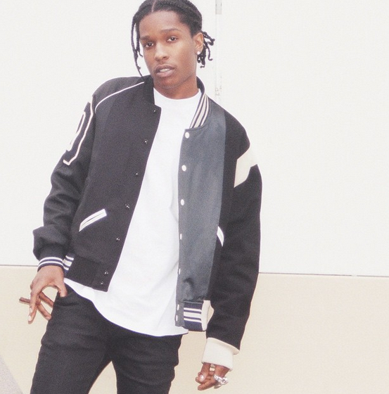 A$AP Rocky Hints At Short Film Featuring Skepta, Novelist, Piff Gang & More