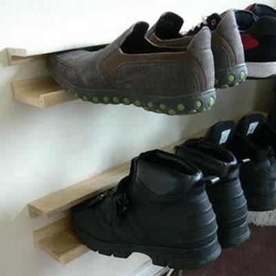 mens shoe rack plans