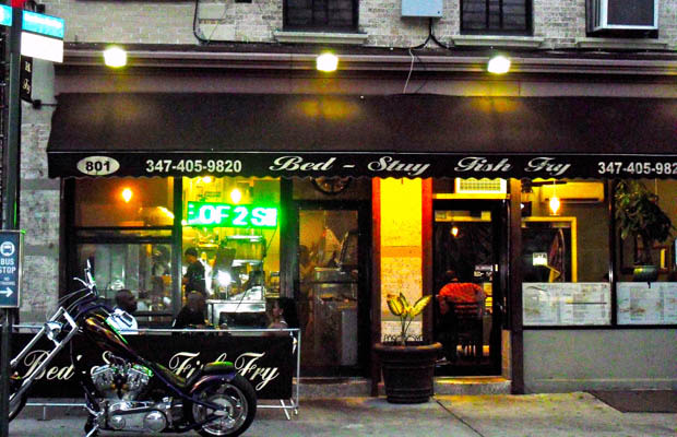 Ruthie s restaurant 10 soul food spots in nyc that you for Bed stuy fish fry menu