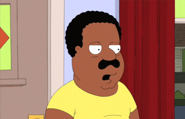 Cleveland Brown Character Related Keywords & Suggestions - Cleveland ...