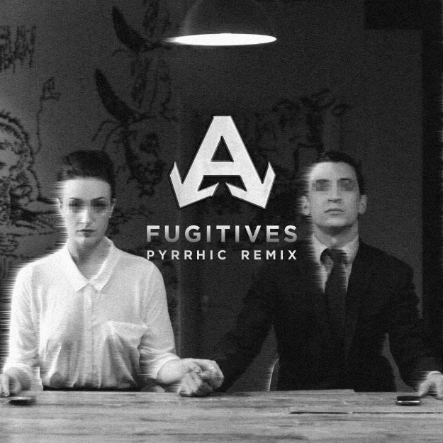Arrows-Down-Fugitives-Pyrrhic-Remix-Art